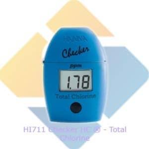Hanna HI711 Total Chlorine