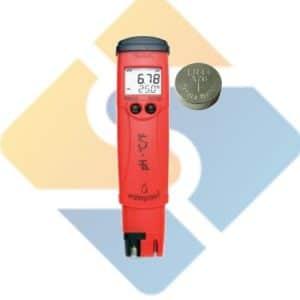 Hanna HI98127 PH Meter dan Temperature