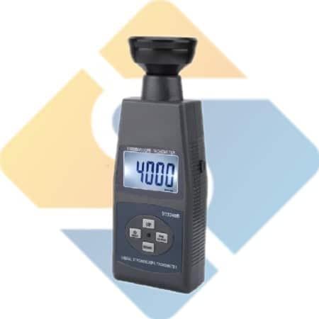 DT2240B Stroboscope - Tachometer 60-40.000RPM