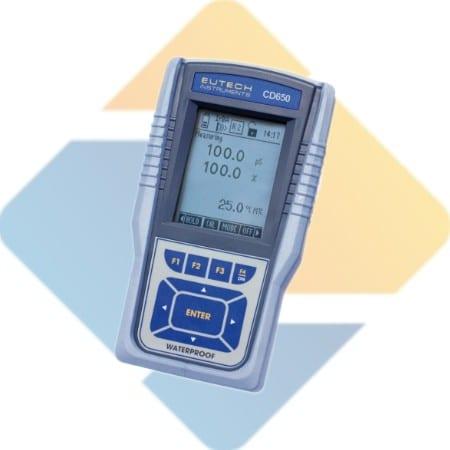 Eutech CyberScan CD 650 Multi-Parameter