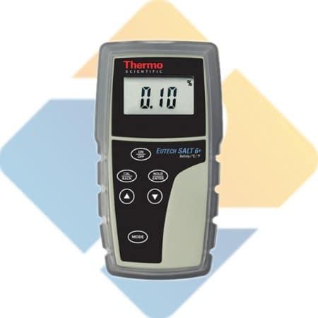 Eutech SALT 6+ Portable Salinity Meter