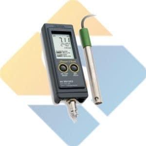 Hanna HI991003 pH / pH-mV / ORP / °C Meter, Waterproof