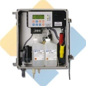 Hanna PCA 330 Online pH / ORP / Chlorine / °C – Analyzer / Controller