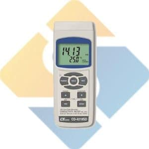 Lutron CD-4318SD Precision Conductivity Meter