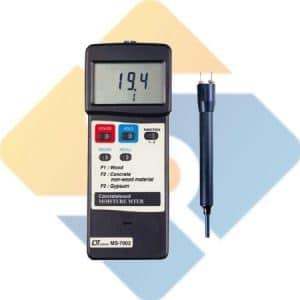 Lutron MS-7002 Concrete / Wood Moisture Meter