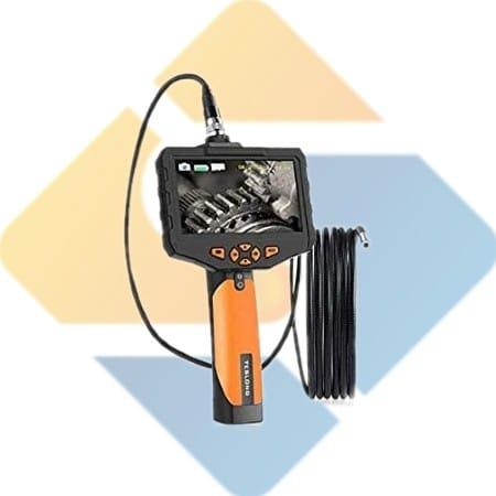 NTS-300 Borescope Endoscope Camera and Video