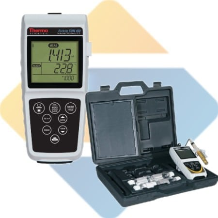 Eutech CON 150 Conductivity Meter