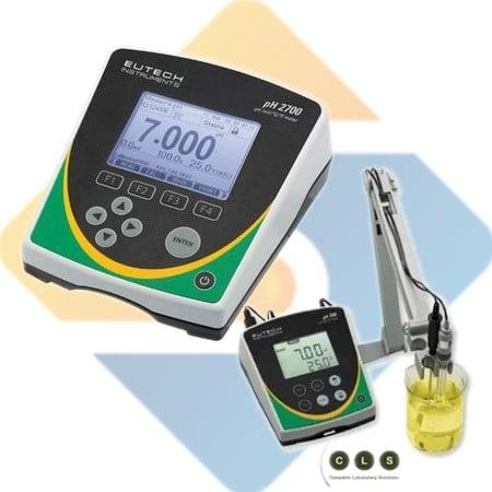 Eutech PH 2700 Benchtop pH Meter with Temperature