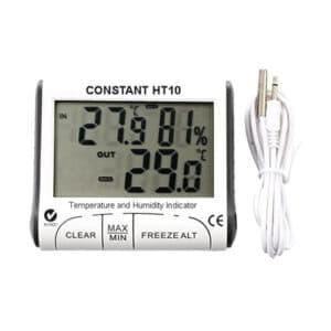 Constant HT10 Temperature & Humidity Indicator