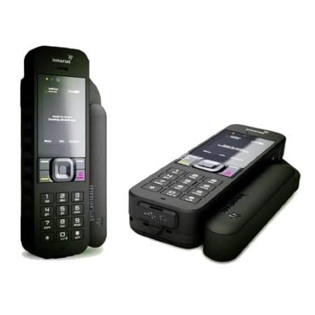 Telepon Satelit Inmarsat Isatphone 2 (Dua)