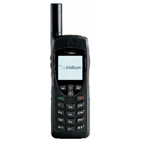 Telepon Satelit Iridium 9555