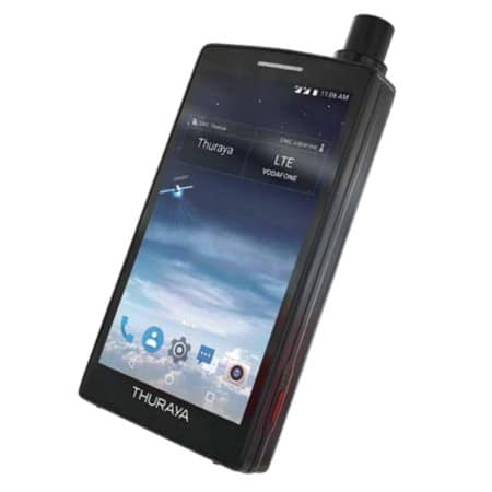 Telepon Satelit Thuraya X5 Touch with Android OS