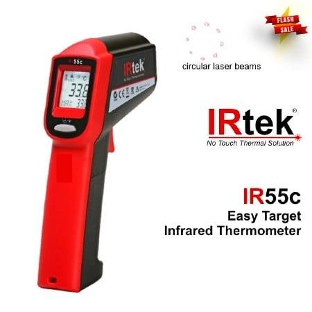 IRtek IR55C Infrared Thermometer Thermogun