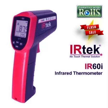 IRtek IR60i Digital Infrared Thermometer